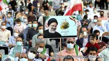 Präsidentenwahl im Iran angelaufen - Machtwechsel erwartet
