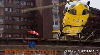 Rovato, 16enne cade da una piattaforma aerea urtata da un corriere - QuiBrescia