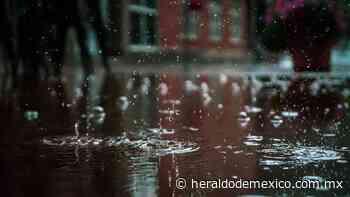 Advierten por lluvias torrenciales en estados del Pacífico - El Heraldo de México