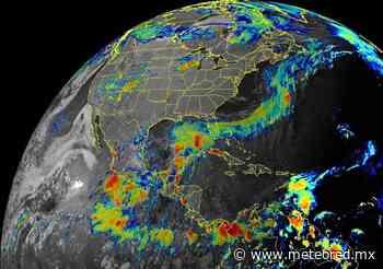 Vigilancia posibles ciclones tropicales en Atlántico y Pacífico - Meteored.mx