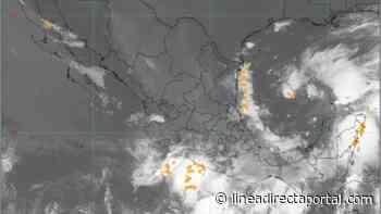 Posible ciclón en el Pacífico tocará tierra el sábado; a su paso dejará vientos y marejadas - LINEA DIRECTA