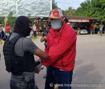 Morador de Pontes e Lacerda foragido da justiça há mais de cinco anos é preso na Bolívia – TV Centro Oeste - Tv Centro Oeste