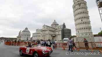 La Mille Miglia passa da Pisa e rende omaggio a San Ranieri - Il Tirreno