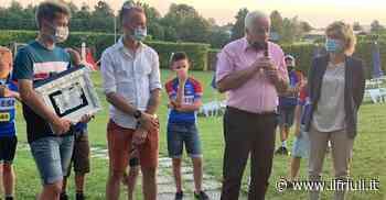 Buja rende omaggio ai suoi campioni De Marchi e Venchiarutti - Il Friuli