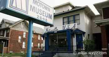 Motown Museum CEO talks Mackenzie Scott donation, 50th Anniversary of Marvin Gaye's 'What's Going On' album - WXYZ