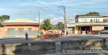 Ponta Grossa: Caminhão perde o controle e destrói ponto do Eliza - Lei Seca Maricá (LSM)