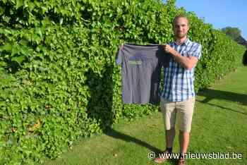 Weerman Ruben viert met Belgisch stormjagerscollectief tiend... (Affligem) - Het Nieuwsblad