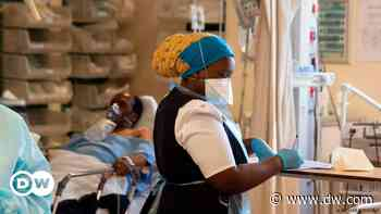 A third wave of coronavirus infections hits Africa - DW (English)