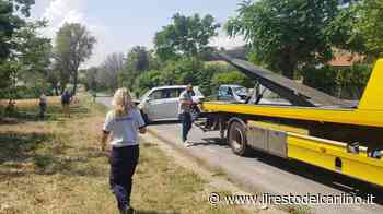 Incidente Numana, scontro frontale tra due auto: ferita gravemente una donna - il Resto del Carlino - il Resto del Carlino