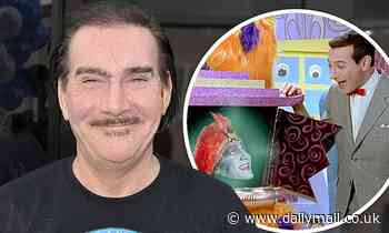 Pee-Wee's Playhouse star John Paragon passes away at the age of 66