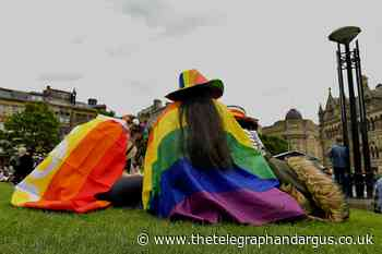 Bradford Pride returns to city centre this weekend