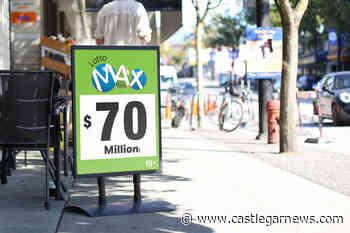 Lotto Max jackpot goes unclaimed again - Castlegar News