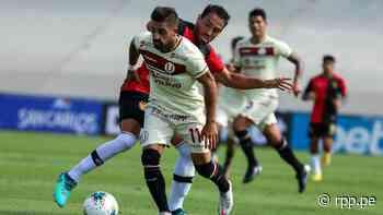 Universitario de Deportes vs. Melgar se enfrentarán en partido de práctica para no perder ritmo futbolístico - La10