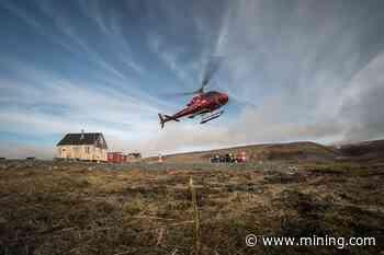 Greenland approves Bluejay Mining's Dundas Ilmenite project - MINING.COM - MINING.com
