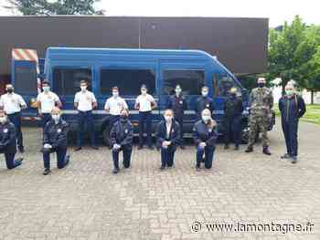 Service national universel : quinze nouveaux Cadets de la gendarmerie dans le Puy-de-Dôme - La Montagne