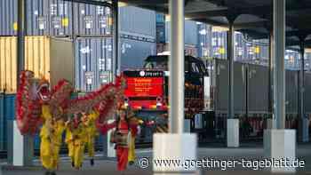 Chinas neue Seidenstraße: Endstation Duisburg