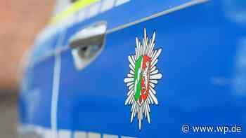 Kreuztal: Unfallflucht nach Sekundenschlaf endet in Klinik - Westfalenpost