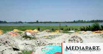 En Inde, les rives du fleuve sacré sont parsemées de cadavres - Mediapart