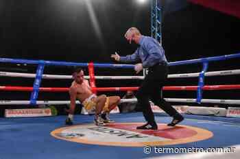 """Elias Haedo: """"En el tercer round ya no podía seguir pero no iba a tirar la toalla"""" - Diario El Termómetro"""