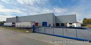Sale & Leaseback à plus de 6 % sur un entrepôt de Libercourt - CFNEWS Immo