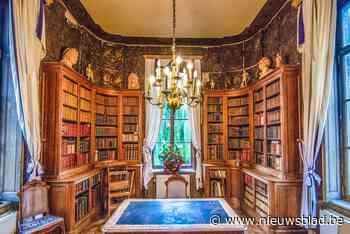 Minister schenkt wel veel geld voor restauratie van... behang in kasteel van Bossuit