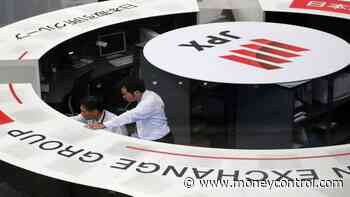 Asian shares up but set for weekly loss after hawkish Fed