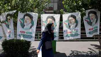 Iranians lose faith in chance of change through the ballot box