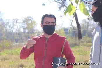 "Federico Ugo: ""Vamos a promover una reserva natural para Tigre"" - Que Pasa Web"