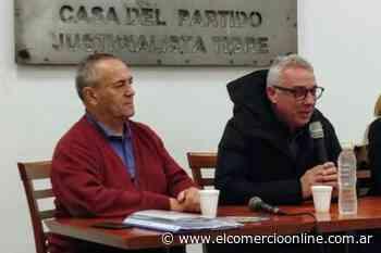 Julio Zamora reasumió la presidencia del PJ Tigre - elcomercioonline.com.ar