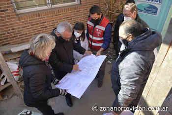 Tigre: avanzan las obras de remodelación en el Centro de Salud de Benavídez - Zona Norte Visión