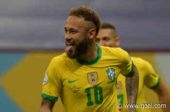 'It's impossible not to smile back' - Pele 'rooting' for emotional Neymar to break his Brazilian goal record