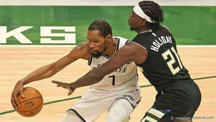 Bucks Bounce Back To Beat Nets, Force Game 7
