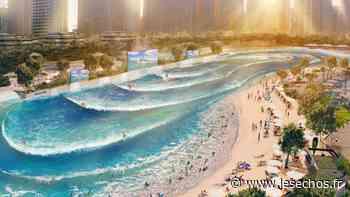 Sevran : le projet « Terre d'eau » enterre définitivement sa vague artificielle - Les Échos