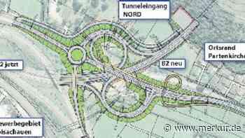 Garmisch-Partenkirchen: Wanktunnel im Idealfall bis 2030 - Merkur.de