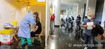 Otros 3.056 riojanos completan la pauta de vacunación - La Rioja