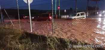 Tercera tormenta en Fuenmayor en menos de dos semanas - La Rioja