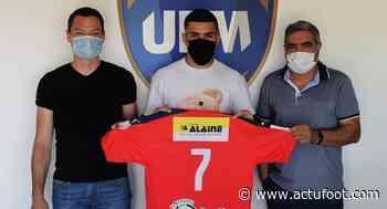 Jassem Azraine (ex-AS Saint-Priest, Nîmes Olympique) rejoint à son tour l'UF Mâconnnais - Actufoot