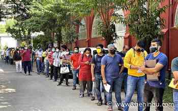 Coronavirus | Vaccination not mandatory for students to travel to U.S., says MEA - The Hindu