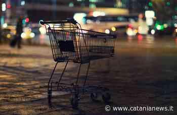 """""""Devoto"""" al furto, ruba un carrello per rubare in parrocchia. Denunciato - CataniaNews.it"""