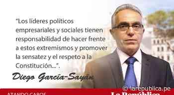 Basta de incendiar la pradera, por Diego García-Sayán - LaRepública.pe
