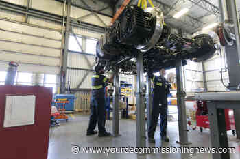 Alstom packs its luggage in Sorel Tracy - Your Decommissioning News