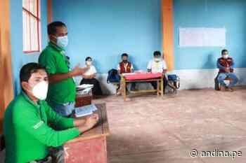 Devida: mantenimiento de locales comunales beneficiará a 1776 familias de Huánuco - Agencia Andina