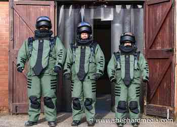 NP Aerospace achieves exclusive bomb suit standard - Defence Notes - Shephard News