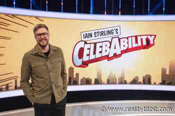 Meet the CelebAbility 2021 cast – Iain Stirling, team captains and celebrity guests! - Reality Titbit - Celebrity TV News