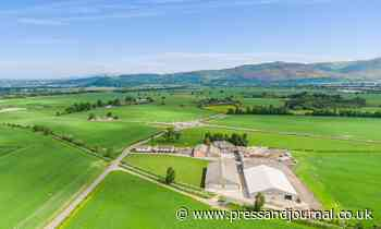 Arable farms in Stirling and Perthshire put up for sale - Press and Journal