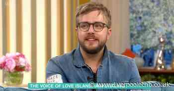 Who is Iain Stirling, is he married to Laura Whitmore and what has he appeared on? - Liverpool Echo