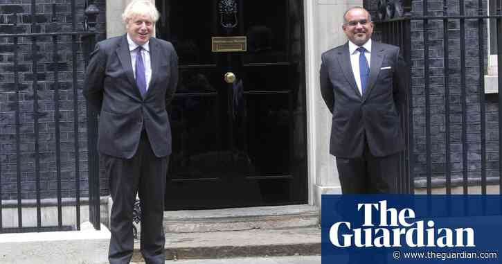 Boris Johnson criticised for meeting Bahrain's crown prince