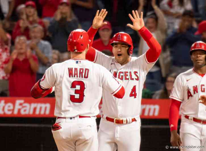 Shohei Ohtani, Taylor Ward power Angels to victory on 'Reopening Day'