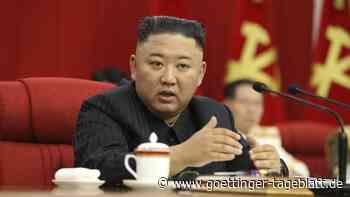Kim Jong Un: Nordkorea zu Konfrontation und Dialog mit den USA bereit