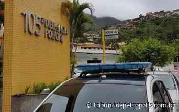 Jovem é preso por tráfico no Vale do Carangola   Tribuna de Petrópolis - Tribuna de Petrópolis